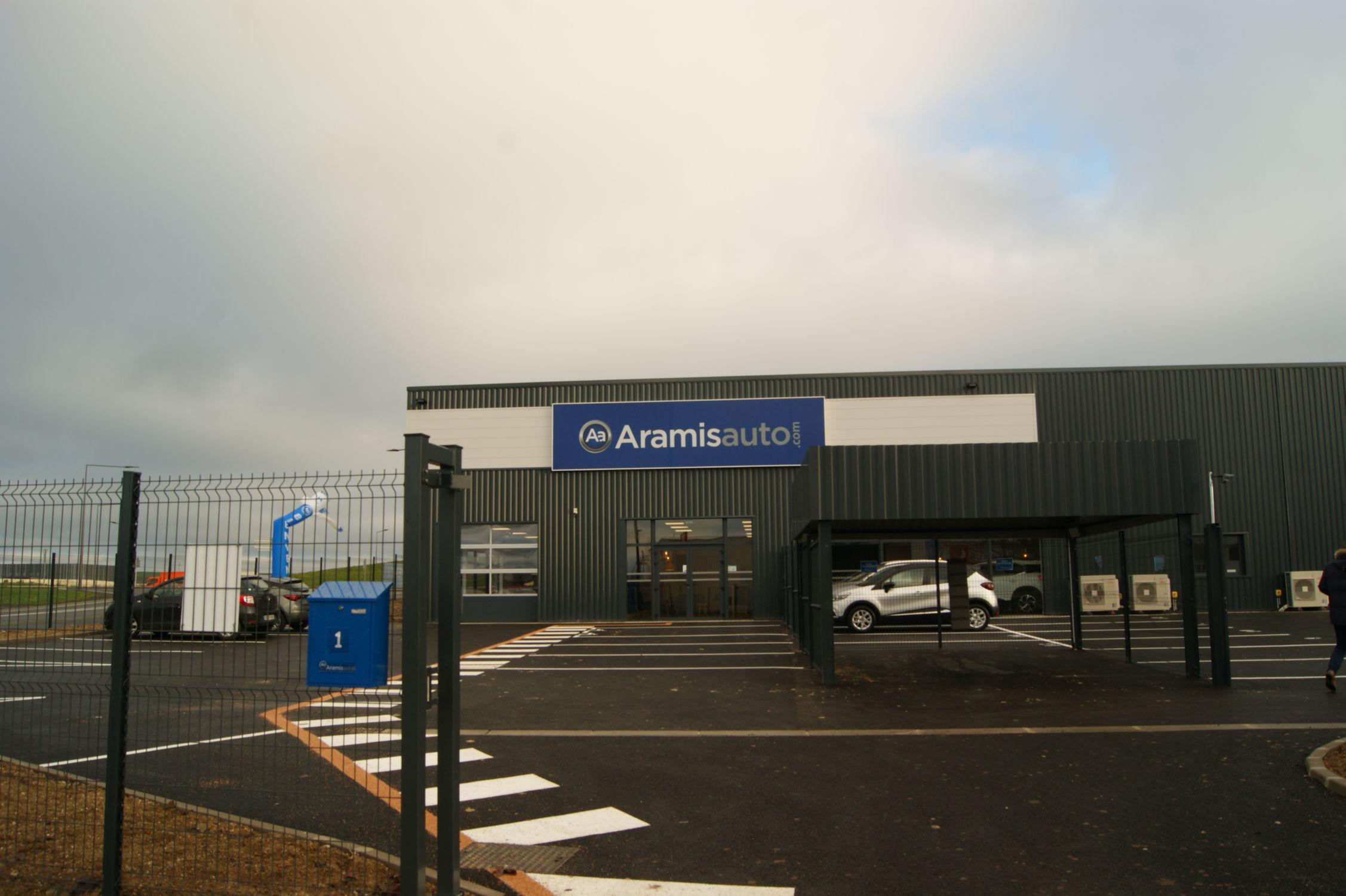 Projet : Aramis Auto